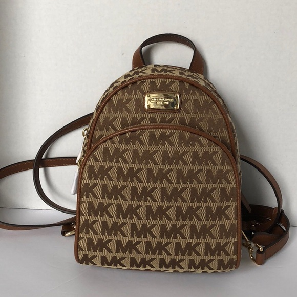 **SALE** Michael Kors Small Abbey Backpack NWT